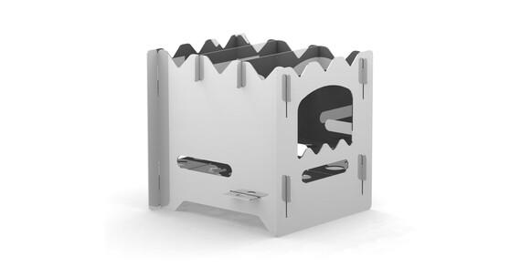 Petromax Hobo-koker Campingkoker grijs